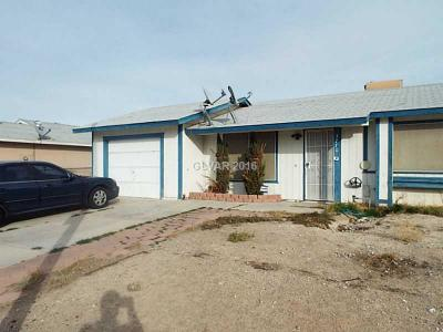 Las Vegas NV Single Family Home Contingent Offer: $105,000