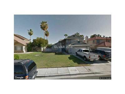 Henderson Single Family Home Contingent Offer: 319 Simon Bolivar Drive