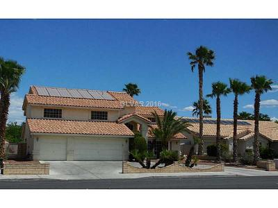 Single Family Home Sold: 3432 North Tenaya Way