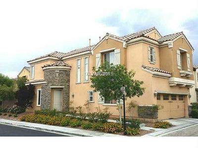 Las Vegas Single Family Home Contingent Offer: 2443 Granada Bluff Court