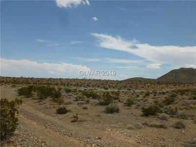 North Las Vegas Residential Lots & Land For Sale: Great Basin Hwy 93