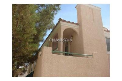 Las Vegas NV Condo/Townhouse Under Contract - No Show: $107,500