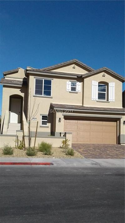 Clark County Single Family Home Sold: 912 Tasker Pass Avenue