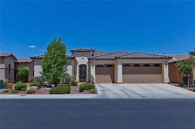 Clark County Single Family Home Sold: 5840 Reeves Springs Avenue