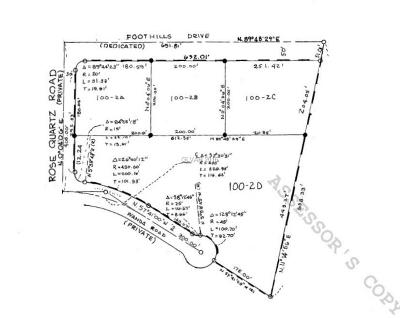 Residential Lots & Land For Sale: Off Rose Quartz