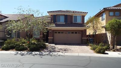 Las Vegas NV Single Family Home Contingent Offer: $300,000