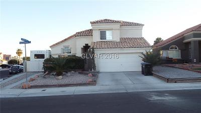North Las Vegas NV Single Family Home Contingent Offer: $204,000