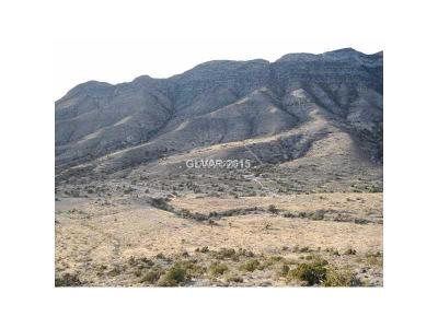 Clark County Residential Lots & Land For Sale: 11951 Mt Potosi Canyon Road