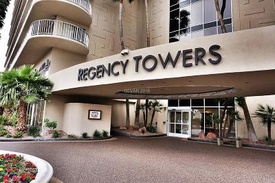 Regency Towers Amd High Rise For Sale: 3111 Bel Air Drive #6F