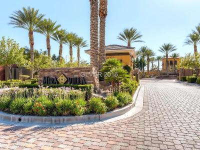 Las Vegas Condo/Townhouse For Sale: 9141 Tesoras Drive #302