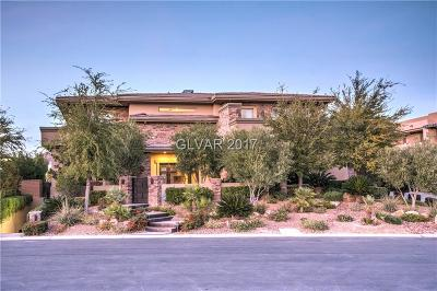 Summerlin Village 18 Ridges Pa, Summerlin Village 18 Ridges Pc, Summerlin Village 18 The Ridge Single Family Home For Sale: 30 Meadowhawk Lane