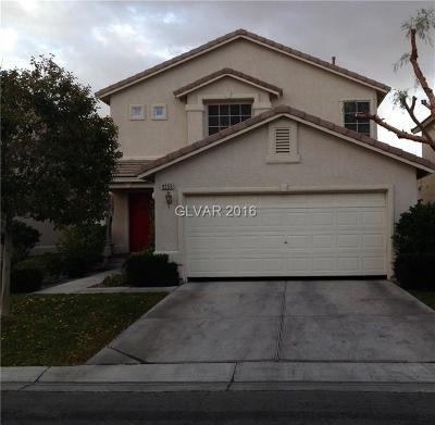 Las Vegas Single Family Home Under Contract - No Show: 9255 Shellmont Court