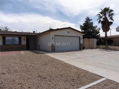 Las Vegas Single Family Home For Sale: 5209 Holmby Avenue