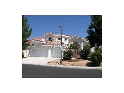 Las Vegas Single Family Home Contingent Offer: 5408 Aegean Way