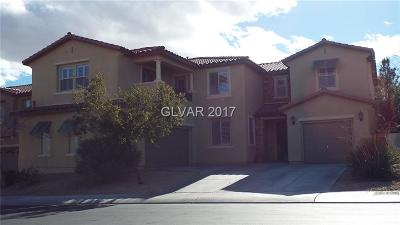 North Las Vegas NV Single Family Home Under Contract - No Show: $369,000
