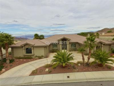 Boulder City Single Family Home For Sale: 212 Red Rock Road