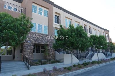 Henderson Condo/Townhouse For Sale: 2004 Via Firenze