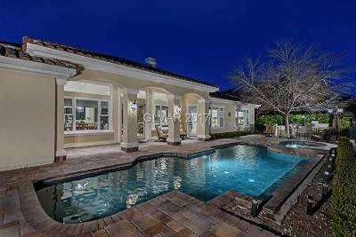 Las Vegas Single Family Home Contingent Offer: 8921 Wild Creek Court