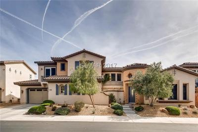 Las Vegas Single Family Home Contingent Offer: 10062 Amber Field Street