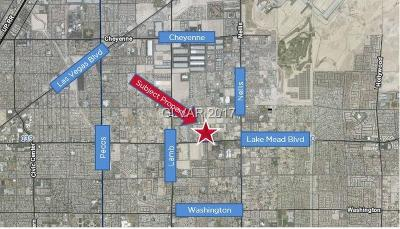 North Las Vegas Residential Lots & Land For Sale: Marion Dr