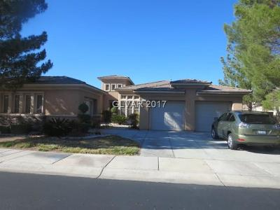 Henderson NV Single Family Home For Sale: $649,980