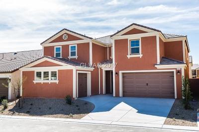 North Las Vegas Single Family Home For Sale: 1013 Bluebird Ridge Court