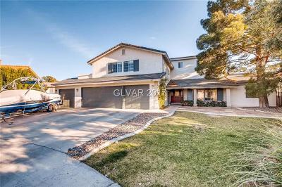 Henderson Single Family Home For Sale: 314 Oliveiro Court