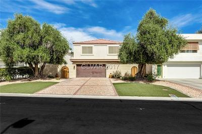 Single Family Home For Sale: 828 Vegas Valley Drive
