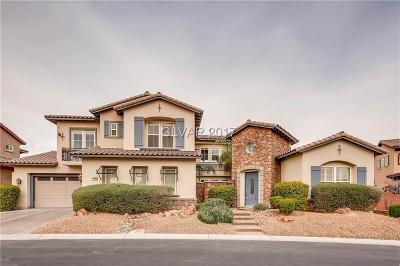 Las Vegas Single Family Home Contingent Offer: 10009 Amber Field Street