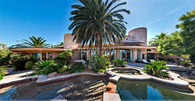 Single Family Home For Sale: 9028 Players Club Drive