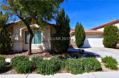 Las Vegas Single Family Home Contingent Offer: 7332 Majestic Bluff Place