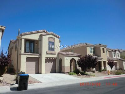 Las Vegas Single Family Home For Sale: 68 Crooked Putter Drive