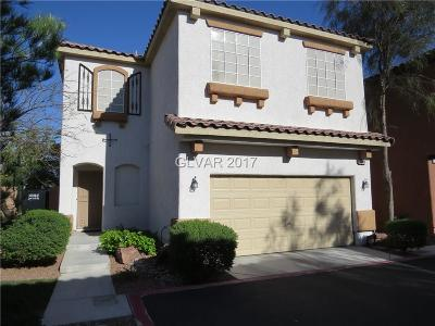 Las Vegas Single Family Home Contingent Offer: 7348 Nautical Stone Court
