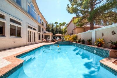 Las Vegas  Single Family Home For Sale: 91 Teton Pines Drive