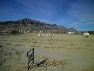 Pahrump NV Residential Lots & Land For Sale: $20,000