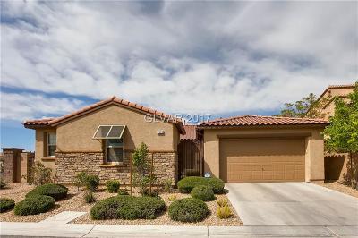 Las Vegas Single Family Home For Sale: 7895 Alameda Creek Street