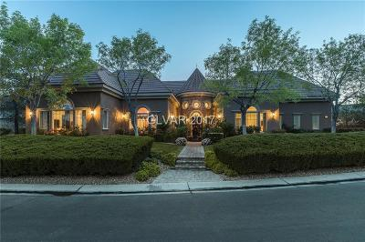 Las Vegas Single Family Home For Sale: 5067 Mountain Foliage Drive