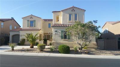 Las Vegas Single Family Home Contingent Offer: 7030 Pipers Ridge Avenue