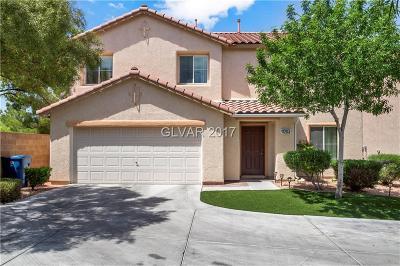 Las Vegas Single Family Home For Sale: 11283 Arcangelo Court