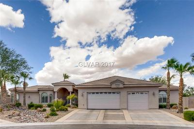 Las Vegas Single Family Home For Sale: 9282 Bright Angel Way