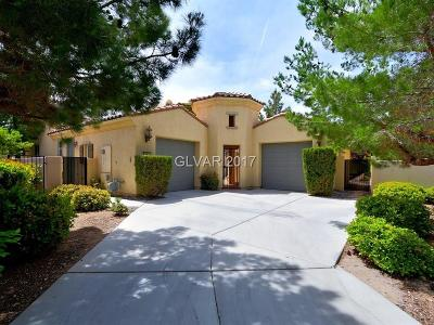 Las Vegas NV Single Family Home Sold: $570,000
