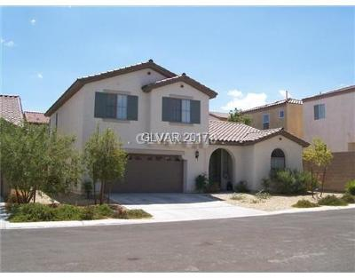 Las Vegas Single Family Home Contingent Offer: 7623 Coyote Cave Avenue