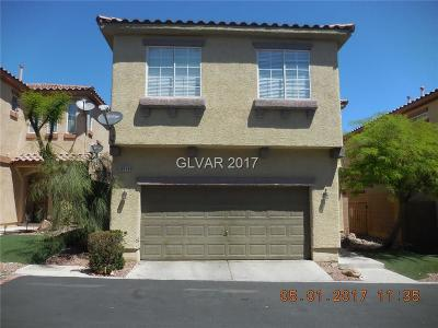 Las Vegas Single Family Home Contingent Offer: 8928 Brentwood Grove Court