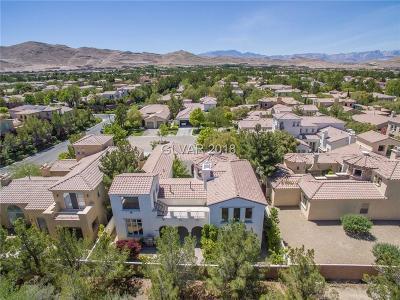 Las Vegas Single Family Home For Sale: 11836 Kingsbarns Court