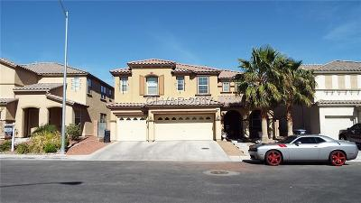 Las Vegas, North Las Vegas, Henderson Single Family Home For Sale: 6220 Albergo Street