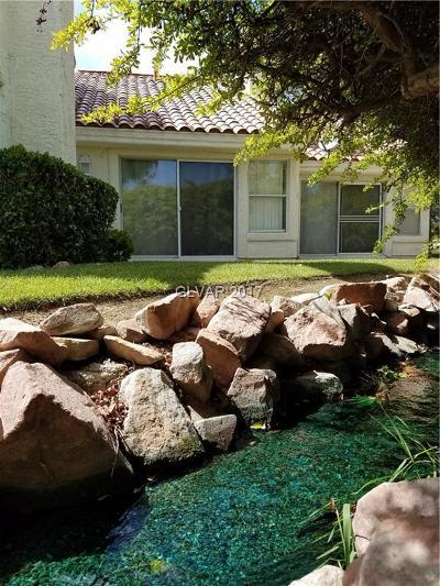 Las Vegas NV Condo/Townhouse For Sale: $220,000