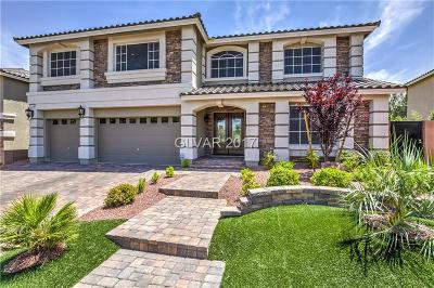 Single Family Home Contingent Offer: 11058 Gaelic Hills Drive