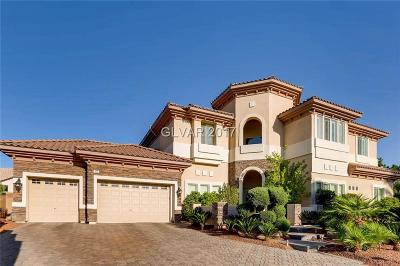Henderson Single Family Home For Sale: 202 Torrey Morgan Way