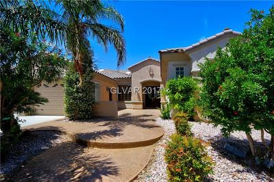 Henderson NV Single Family Home For Sale: $899,000