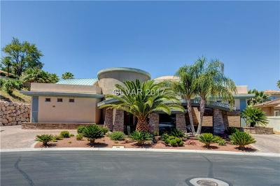 Las Vegas Single Family Home For Sale: 8820 Jewel Ridge Avenue